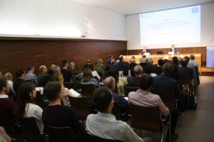 Conferència Presentació projecte de RICAC sobre presentació d'instruments financers i altres aspectes relacionats amb la regulació mercantil