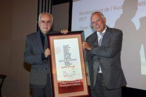"""Daniel Faura, president d'ACCID, """"Auditor Distingit""""  pel Col·legi de Censors Jurats de Comptes de Catalunya"""