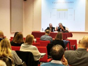 """Presentació del monogràfic Finances i controlling internacionals i Conferència""""Avaluació d'inversions internacionals: aspectes clau a considerar (20de novembre de 2018)"""