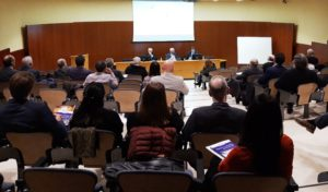 """Conferencia: """"Los riesgos y sus coberturas contables"""" (10 de diciembre del 2018)"""