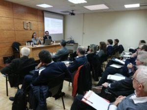 """Conferencia: """"Nuevas obligaciones en prevención del blanqueo de capitales y financiación del terrorismo"""" (04 de diciembre del 2018)"""