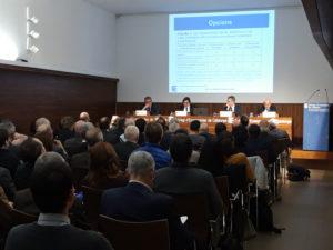 """Conferència:""""Diferències que presenten les NIIF i els US GAAP en la informació financera de les empreses"""" (09de generdel 2019)"""